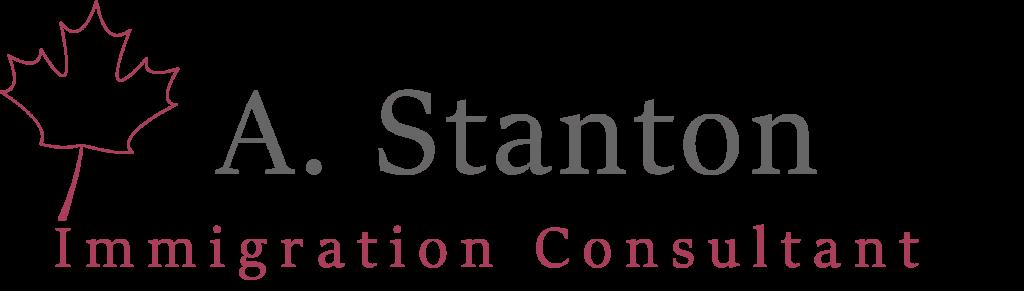 Logo Anna Stanton